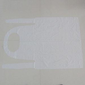 Одноразовый Полиэтиленовый Прозрачный Фартук