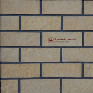 人工的な旧式なレンガ壁のタイルの建築材料文化石