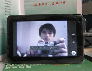 Tablette PC der intelligenten Kamera 512MB RAM Taschen-10