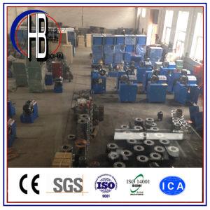 工場販売ケーブルの10のダイスが付いている油圧圧着工具の油圧ホースのひだ機械
