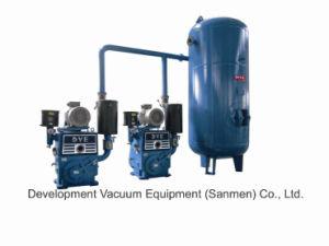 De vloeibare Pompende Lucht van de Vacuümpomp van de Ring van het Proces van de Industrie