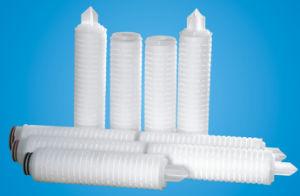 Vino de 0,2 micras, filtro de cartuchos de filtro de pliegues PP