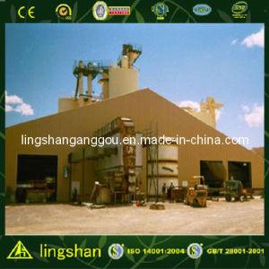 Prefab Steel Structure Plant в Саудовской Аравии (LS-SS-032)