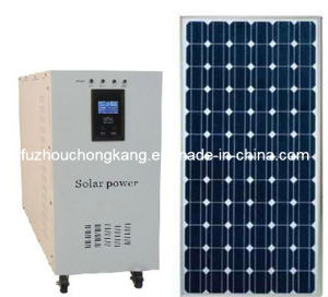 4000W de luz del sistema de alimentación del panel solar (FC-MA4000-A)