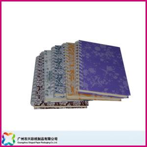 Notebook diário personalizado espiral capa dura de Notebook (xc-6-008)
