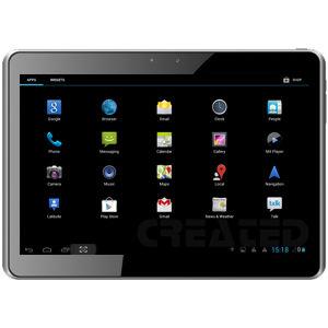 10.1 polegadas Tablet PC com núcleo duplo