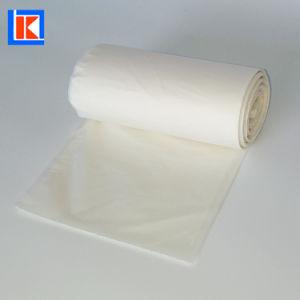 제조자 Compostable 옥수수 녹말 쓰레기 롤을%s 가진 포장 쓰레기 봉지