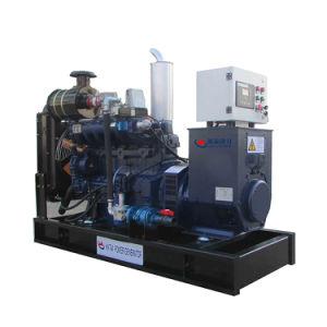 Pequeno gerador de biogás 20kw tipo silenciosa utilize para Home