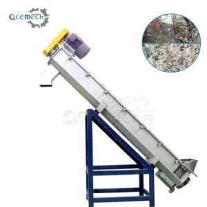 洗浄を押しつぶす高性能PPのPEのプラスチックフィルムラインをリサイクルする