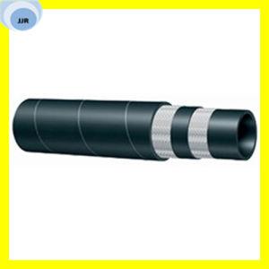 SAE 100R3 Dois Elevado Limite Elástico trançado de fibra a mangueira hidráulica