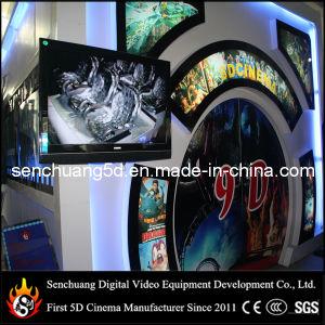 5D/6D/7D/9D/XD Les systèmes de cinéma pour les centres de loisirs