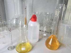 Flocculant van het Chloride PAC 30% van het poly-aluminium voor de Behandeling van het Water