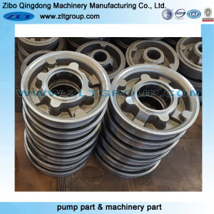 ANSI Durco Teken 3 de Dekking van de Doos van het Materiaal van de Pomp met Roestvrij staal CD4/316