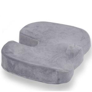 Подушка сиденья формы пены u памяти