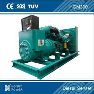 280kw/350kVA Googol Brand Engine Silent Diesel Genset