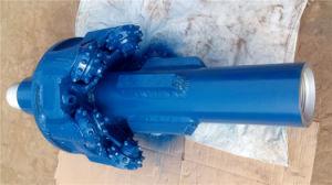 Perforazione rotativa triconica del pozzo d'acqua dei bit apri TCI del foro del rullo