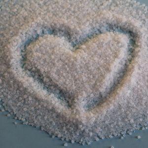 Self-Produced en zelf-Verkochte Rang Van uitstekende kwaliteit van het Voedsel 99% Korrel die Zout Natrium-chloride genezen