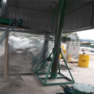ディーゼル燃料への熱分解オイルエンジンオイルのための分子オイルの蒸留プラント