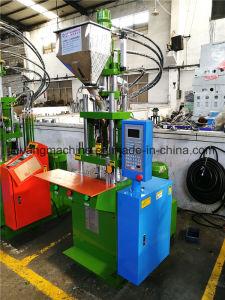 新しいデザイン半自動自動縦のプラスチックPVC注入機械Jy-200st