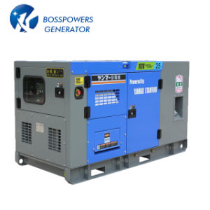28kw Groupe électrogène Diesel avec moteur Yanmar insonorisée