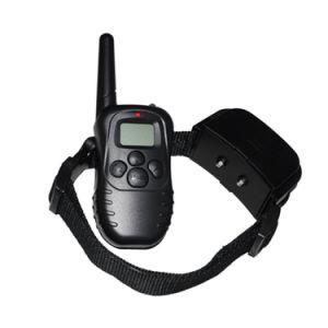 300m Mando a distancia de 100 golpes de nivel de Pet Trainer Collar con el 4 de la modalidad de formación