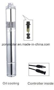 Limpie la bomba de agua solar DC