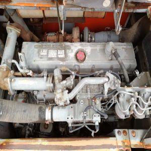 Escavatore idraulico utilizzato della Hitachi Zx-470 del cingolo del macchinario di costruzione del Giappone