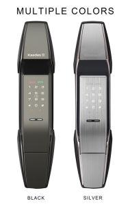 Kaadas K8 Fechadura Digital push-pull com Zwave e Bluetooth e controle remoto