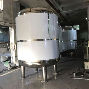Os tanques de aço inoxidável tanques de aço inoxidável para a indústria alimentar