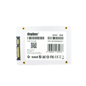 Kingspec 2.5inch Sataiii 6GB/S 128 ГБАЙТ SSD 120 ГБ жесткий диск SSD для портативных ПК машины