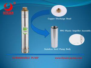 Utiliser pour nettoyer l'eau de puits profond électrique du moteur de pompes submersibles