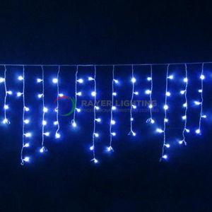 Supermarkt-Ausgangsdekoration-Eiszapfen-Lichter des Festival-LED dekorative helle