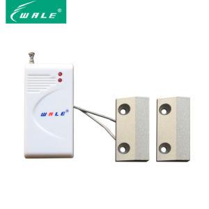 Inalámbricos profesionales Puerta de hierro magnético de la puerta del sensor de contacto