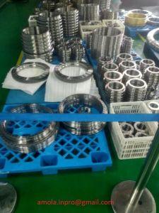 Sección delgada cruzó el cojinete de rodillos para robots industriales, Rb25040