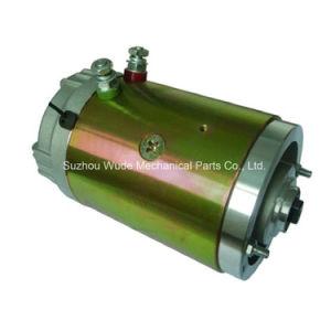 Motor hidráulico de 24V DC para carretilla elevadora ZD2407