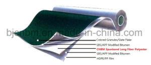 Stuoia non tessuta 180GSM del poliestere lungo della fibra di Spunbond