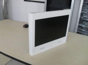 18,5 polegadas painel LCD de transporte da cidade Exibir Anúncios Multimídia Player Digital Signage da rede WiFi monitor LED de cor completo leitor de Mídia de Publicidade