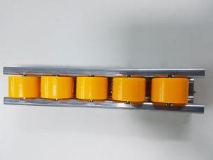 倉庫の記憶またはローラートラックのためのローラーの柵
