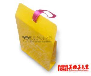 La conception spéciale Rectangle coulisse Organza sac cadeau unique