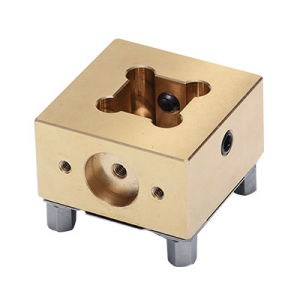 Er-009222 Praça compatível com porta-eléctrodos para montagem de eletrodos e as peças