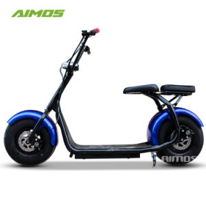 2018 60V 1000W 1500W E Scooter Scooter Citycoco