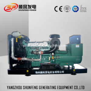 Diesel van de Stroom van EPA 500kVA Volvo Generator met Stille Luifel