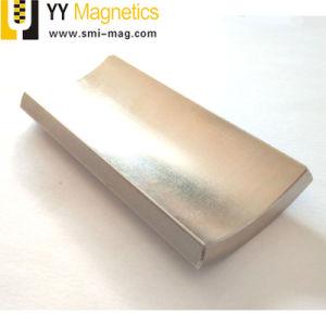 Matériau magnétique permanent de frittage de l'aimant néodyme NdFeB moteur