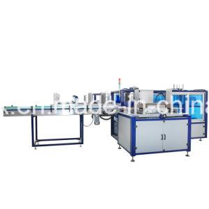 Velocidade Baixa Auomatic Wd-Xb15 máquina de embalagem de papelão para garrafa pet /Pode com bom preço