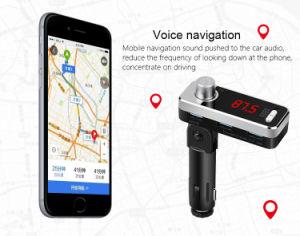 Venta caliente alquiler de coche Bluetooth el transmisor de FM con reproductor de MP3 fabricado en China
