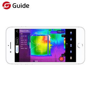 InfrarotWärmebildgebung-Kamera der Führungs-B256V mit IR-Auflösung 256× 192, örtlich festgelegter Fokus, 17μ M