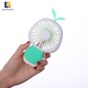 Kundenspezifische Farbe USB-elektrischer mini beweglicher kleiner Wand-Ventilator