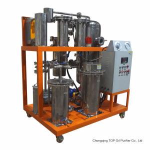 De vacuüm Apparatuur van de Reiniging om de Gebruikte Plantaardige olie van de Tafelolie te recycleren