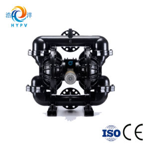 Haltbare 3  preiswerte pneumatische Hypv80 Membranpumpe-Luft-Aluminiumoper