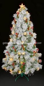 Weihnachtsbaum-aus optischen Fasernbaum 8736